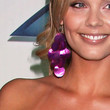 Laura Vandervoort Dangling Shell Earrings