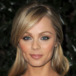 Laura Vandervoort Hair - Half Up Half Down