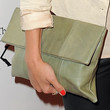 Lauren Conrad Handbags - Leather Clutch