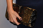 Lauren Conrad Sequined Clutch