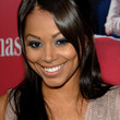 Lauren London Hair - Half Up Half Down