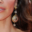 Lauren Sanchez Jewelry - Dangling Diamond Earrings