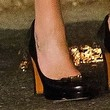 Lea Michele Platform Pumps