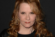 Lea Thompson Half Up Half Down