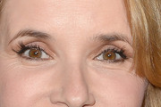 Lea Thompson Neutral Eyeshadow