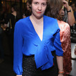 Lena Dunham Clothes - Ruffle Blouse
