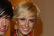 Lena Gercke Short cut with bangs