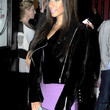Leona Lewis Clothes - Motorcycle Jacket