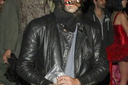 Leonardo DiCaprio Leather Jacket