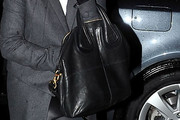 Lily Allen Leather Shoulder Bag