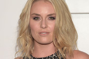 Lindsey Vonn Shoulder Length Hairstyles