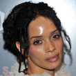 Lisa Bonet Hair - Bobby Pinned updo