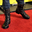 Lisa Rinna Shoes - Lace Up Boots