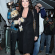 Lisa Vanderpump Wool Coat