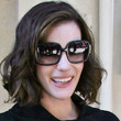 Liv Tyler Sunglasses - Oversized Sunglasses