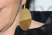 Liza Minnelli Geommetric Earrings