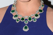 Lo Bosworth Gemstone Statement Necklace