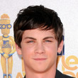 Logan Lerman Hair - Short Straight Cut