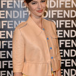 Louise Bourgoin Fitted Jacket
