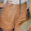 Louise Roe Clothes - High-Waisted Shorts