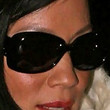 Lucy Liu Oval Sunglasses