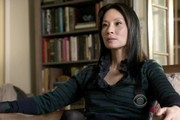 Lucy Liu V-neck Sweater