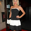 Lydia Bright Strapless Dress