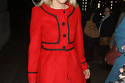 Lydia Rose Bright Evening Coat