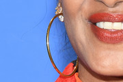 M.I.A. Hoop Earrings