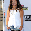 Madison De La Garza Clothes - Ruffle Blouse