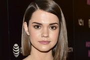 Maia Mitchell Short Hairstyles