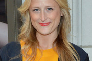 Mamie Gummer Layered Cut