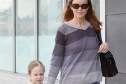 Marcia Cross V-neck Sweater