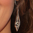 Maria Canals-Barrera Jewelry - Dangling Diamond Earrings