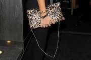 Maria Fowler Printed Shoulder Bag