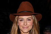 Maria Menounos Dress Hats