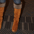 Maria Menounos Shoes - Knee High Boots
