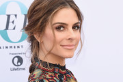 Maria Menounos Long Hairstyles