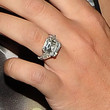 Maria Sharapova Diamond Ring