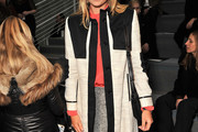 Maria Sharapova Evening Coat