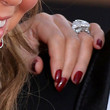 Mariah Carey Beauty - Red Nail Polish