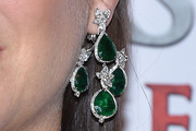 Marion Cotillard Chandelier Earrings