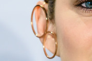 Marion Cotillard Hoop Earrings