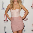 Marisa Miller Clothes - Strapless Dress