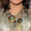 Mariska Hargitay Jewelry - Bronze Statement Necklace