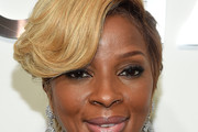 Mary J. Blige Short Hairstyles
