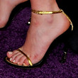 Mary-Kate Olsen Strappy Sandals