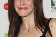 Mary-Louise Parker Long Straight Cut