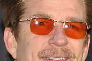 Matthew Modine Square Sunglasses