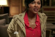 Meagan Good Military Jacket